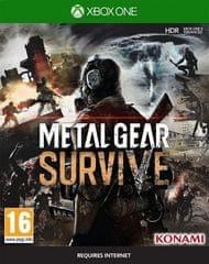 Konami igra Metal Gear: Survive (Xbox One)