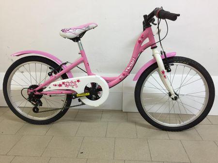 Frejus dekliško kolo s šestimi prestavami, 20'', svetlo in temno roza