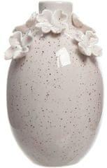 Kaemingk Váza Květina, bílá