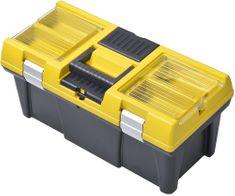 PATROL Skrzynka na narzędzia Stuff 20 Semi Profi Carbo, żółta