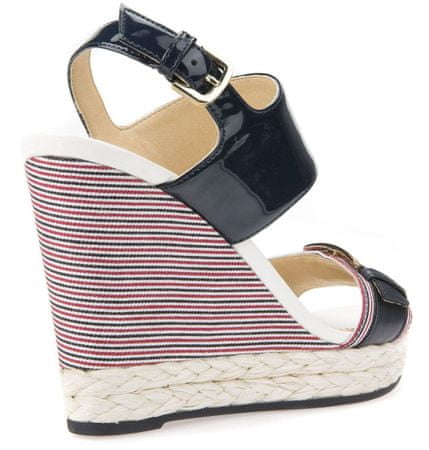 Geox dámské sandály Donna Janira 38 tmavě modrá  118a561370