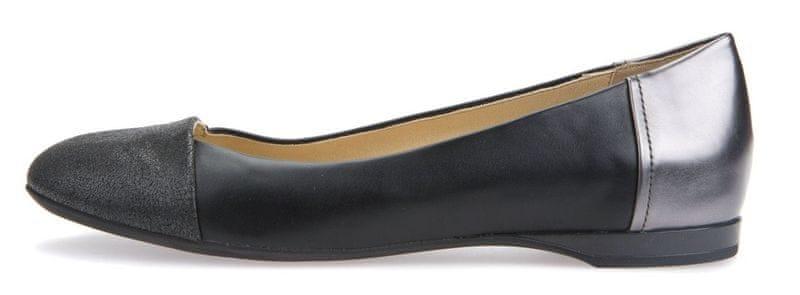 Geox dámské baleríny Lamulay 36 černá