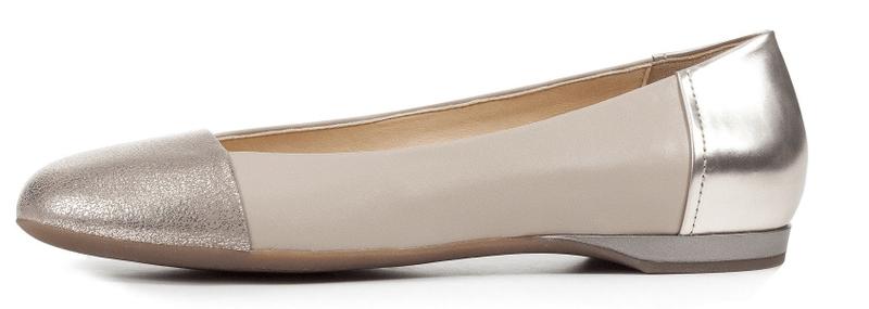 Geox dámské baleríny Lamulay 36 béžová