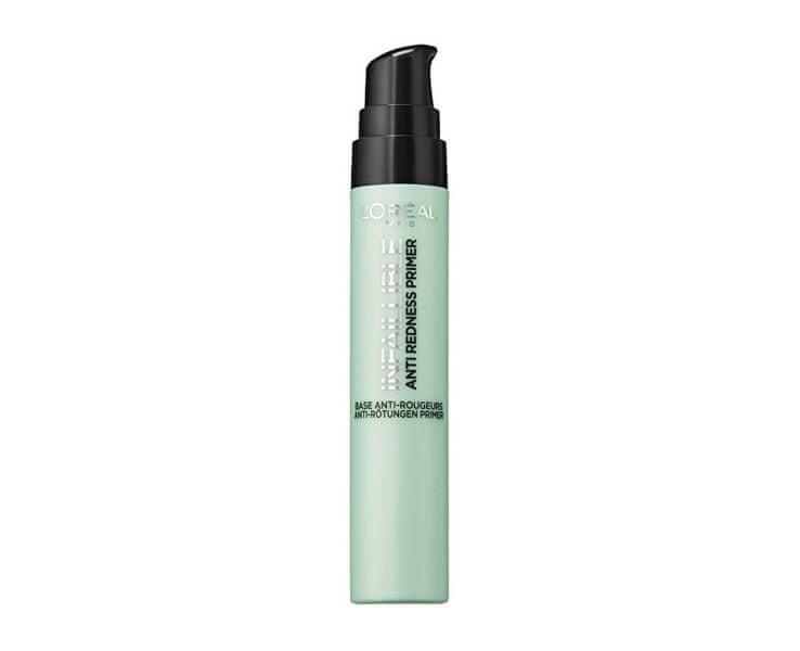 L'Oréal Neutralizující podkladová báze pod make-up Infaillible (Anti-Redness Primer) 20 ml