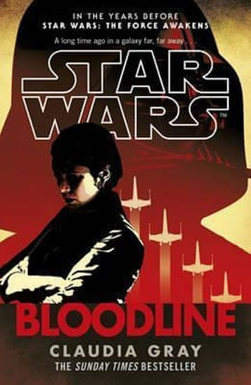 Gray Claudia: Star Wars - Bloodline