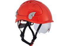 Cerva Ochranná prilba Alpinworker pre prácu vo výškach HV červená