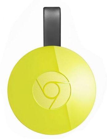 Google adapter Chromecast 2, rumen