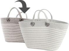 Kaemingk Plážová taška s proužky