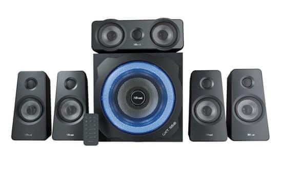 Trust GXT658 5.1 Speaker set (21738)