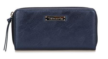 Tamaris ženska denarnica temno modra Debra