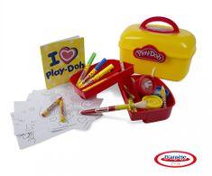Play-Doh komplet Moja slikarska delavnica