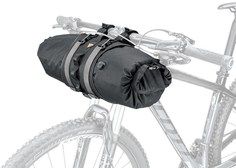 Topeak FrontLoader handlebar bag 8 L