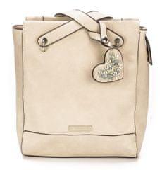 Tamaris dámský béžový batoh MILLA