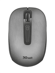 Trust Aera Wireless Mouse - šedá (22372)
