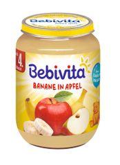 Bebivita Jablka s banánem - 6x190g