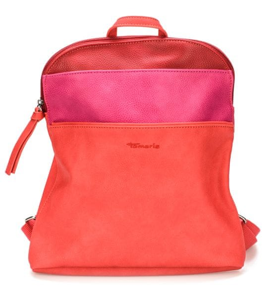Tamaris dámský červený batoh Khema