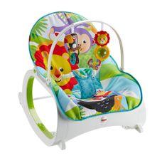 Fisher-Price fotel dziecięcy