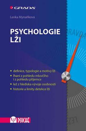 Mynaříková Lenka: Psychologie lži