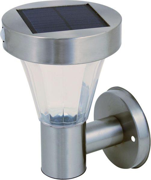 Velamp VELAMP MALIS solární nástěnné venkovní svítidlo s detektorem pohybu