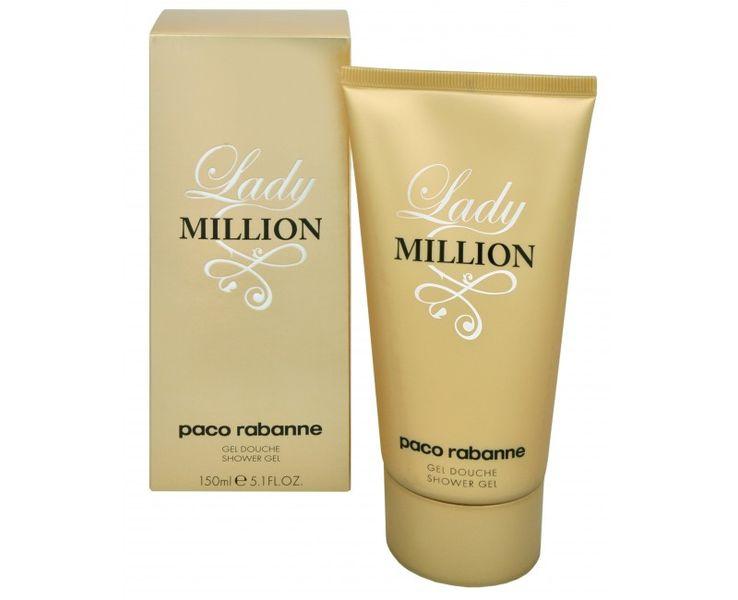 Paco Rabanne Lady Million - sprchový gel 200 ml