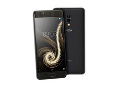 NOA pametni telefon ELEMENT N5, črn + NOA Premium Care garancija