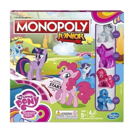 HASBRO Monopoly Junior My Little Pony B8417
