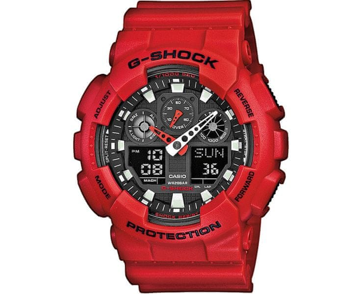 Casio G-Shock GA 100B-4A
