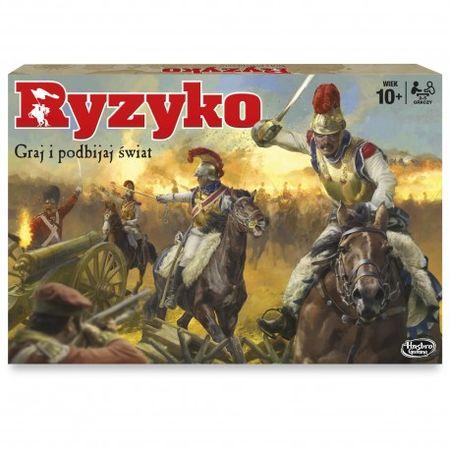 HASBRO Ryzyko B7404