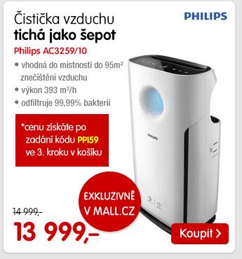 Čistička vzduchu Philips AC3259/10