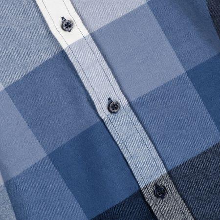 575bc06476f Mustang pánská košile M modrá - Parametry