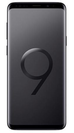 Samsung GSM telefon Galaxy S9+ 64 GB, Midnight Black