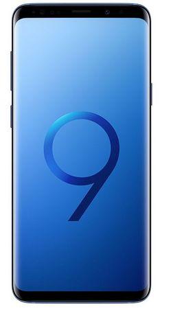 Samsung GSM telefon Galaxy S9+ 64 GB, Coral Blue