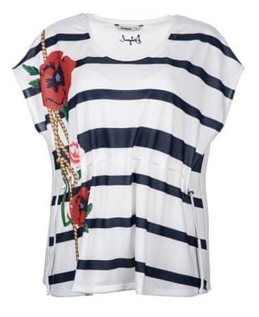 Desigual ženska majica XS bela
