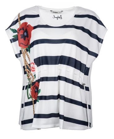 Desigual ženska majica M bela