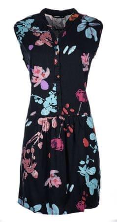 Desigual dámské šaty 40 čierna  25a358e7d37