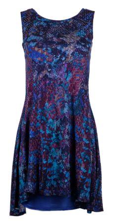 Desigual női ruha Eric M kék