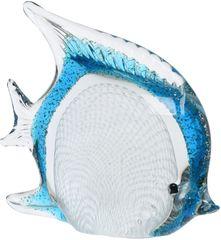 Kaemingk Dekorace skleněná ryba