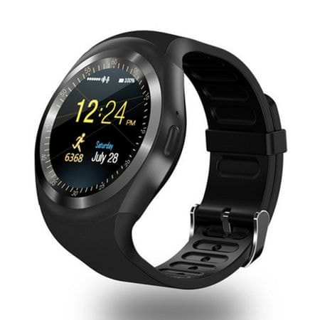 63a5893ae3d Carneo Smart hodinky BLACK EYE