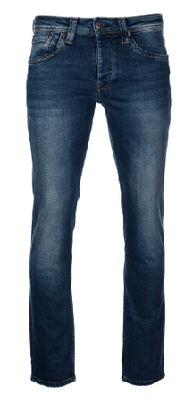 Pepe Jeans moške kavbojke Cash 31/32 modra