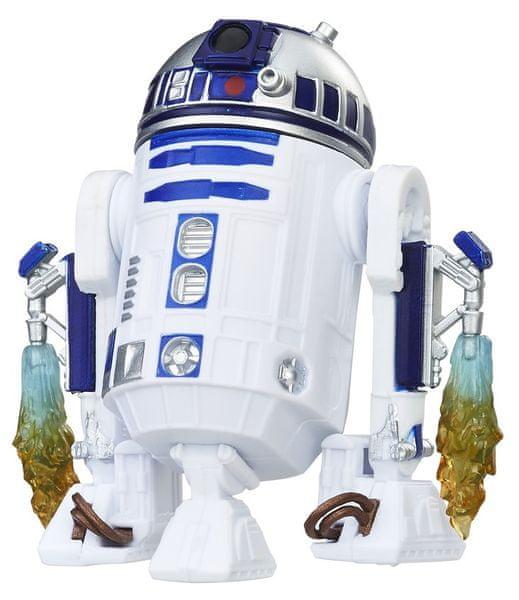 Star Wars E8 Force Link figurka s doplňky - R2-D2