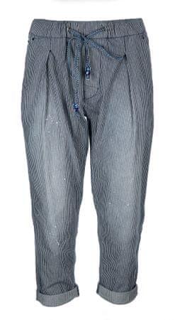 Pepe Jeans ženske hlače Donna 30 modra