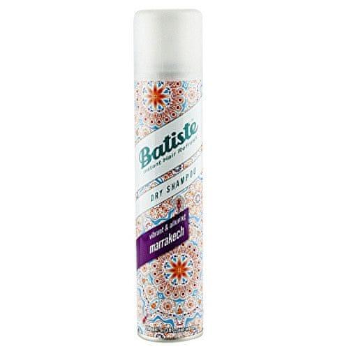 Batiste Suchý šampon na vlasy s tajemnou vůní orientu (Dry Shampoo Marrakech) (Objem 200 ml)