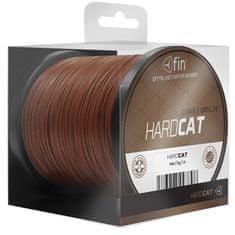 FIN Splétaná Šňůra Hard Cat 1,10 mm 100 kg Červenohnědá