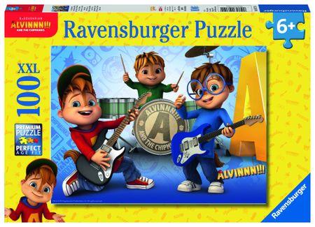 Ravensburger Alvin, Simon,Theodore 100 darabos