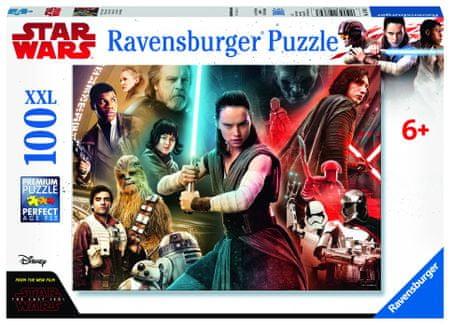 Ravensburger Disney Star Wars Epizód VIII 100 darabos