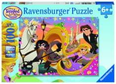 Ravensburger sestavljanka Disney Zlatolaska, 100 delov