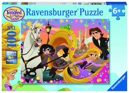 Ravensburger puzzle Disney Zaplątani 100 elementów