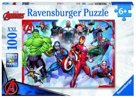 Ravensburger sestavljanka Disney Marvel Avengers, 100 delov
