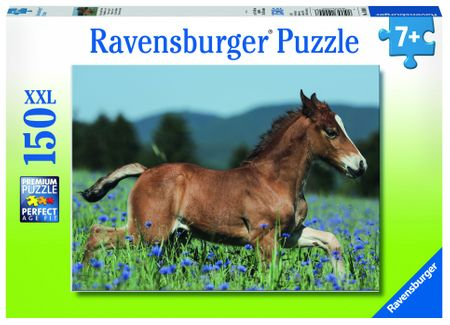 Ravensburger puzzle z motywem konia 150 elementów