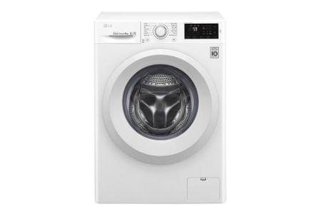 LG F2J5TN3W Szabadonálló elöltöltős mosógép, A+++ -30%
